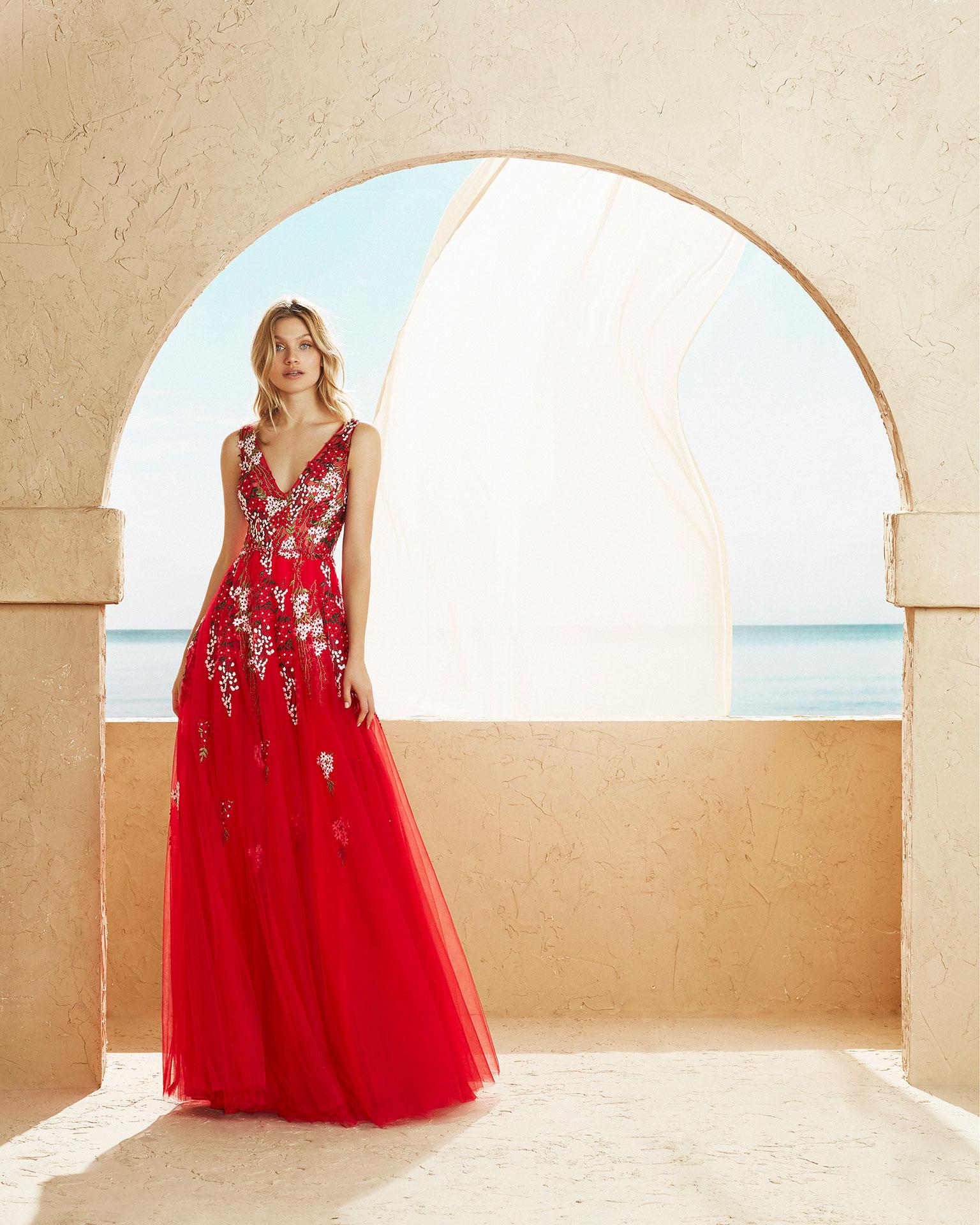 Comprar vestidos de noche baratos
